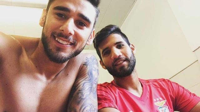 """As saudades de Salvio e a promessa de ir visitar o """"irmão"""" Lisandro"""