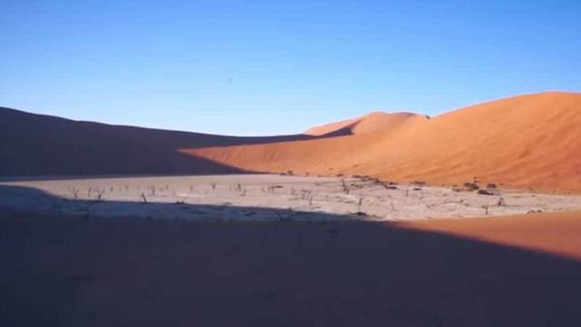 """""""Venham à merda da Namíbia"""", sugere agência de viagens"""