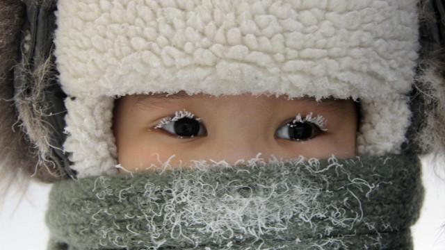 Explore o destino mais frio e desabitado do planeta