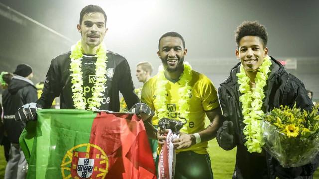 O quarteto luso que está a fazer Fortuna na Holanda