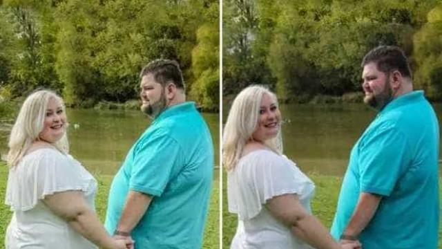 Noiva descobre que fotógrafa editou imagens para que ficasse mais magra