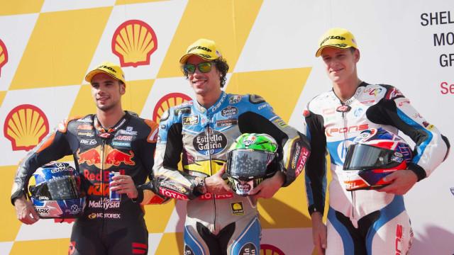 Piloto do MotoGP ficou sem troféus, após assalto à casa da mãe