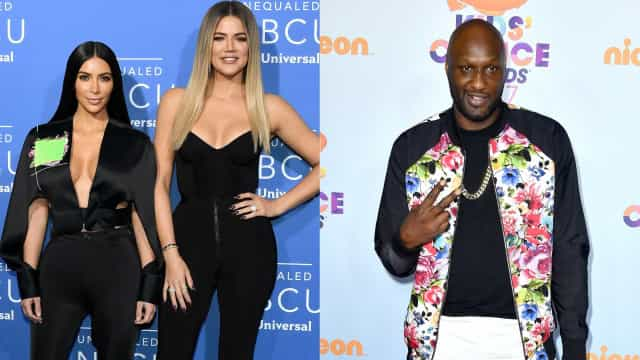 Kim Kardashian lança farpas a Lamar Odom após comentário sobre Khloé