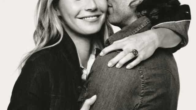Gwyneth Paltrow pode ter casado em segredo durante o fim de semana