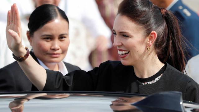 Primeira-ministra da Nova Zelândia anuncia gravidez