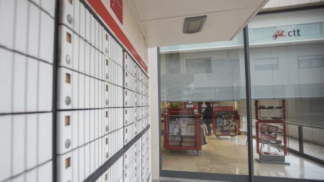 Tráfego postal cai 6,2% e receitas baixam 4% para 314 milhões