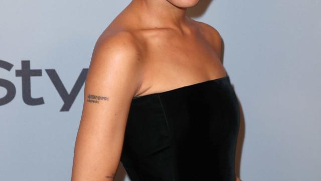 Zoe Kravitz afirma que Lily Allen a tentou beijar à força