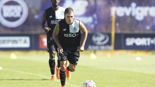 """Quintero já fala 'à River Plate': """"Espero fazer história"""""""