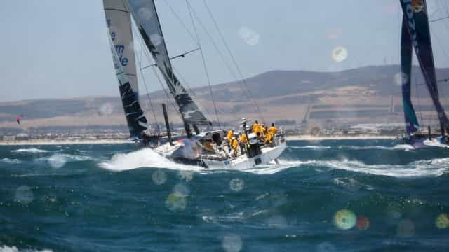 Acidente mortal na Volvo Ocean Race