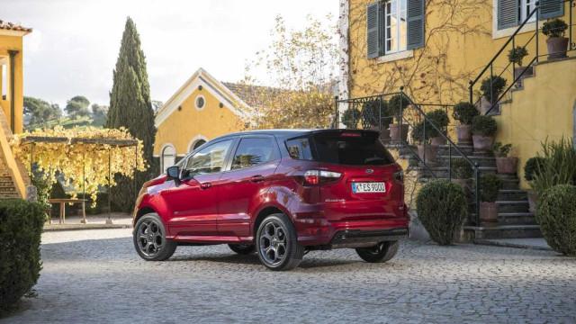 2018 é o ano 'SUV' para a Ford. Novos modelos a caminho