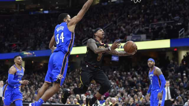 NBA: Jogo de loucos termina com 272 pontos