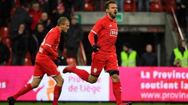 Classe de Orlando Sá decisiva no triunfo do Standard Liège