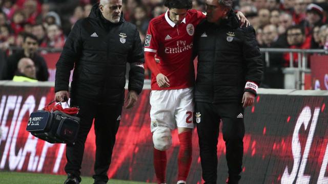 """Krovinovic fala sobre a lesão e garante: """"Encontramos-nos no Marquês"""""""