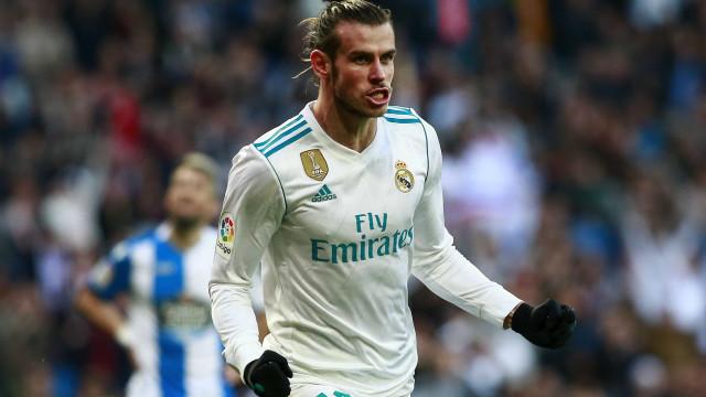 Mundial: Bale vai continuar de 'fora', com Di Stéfano, Best ou Cantona