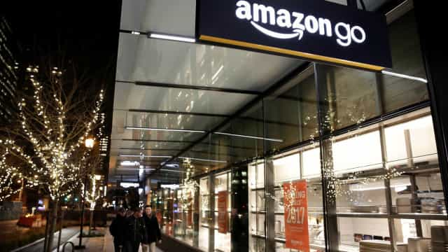 Amazon lança a primeira loja sem caixa registadora