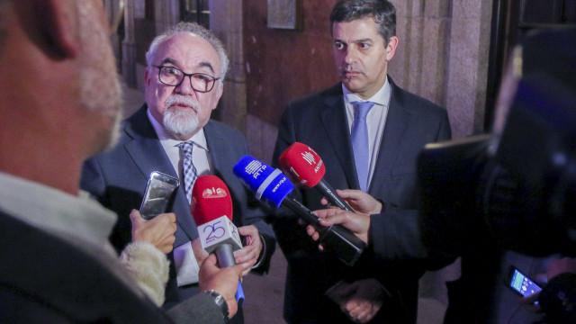 """Números do desemprego são """"extremamente positivos"""", diz Vieira da Silva"""