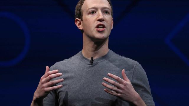 """Facebook vai privilegiar órgãos noticiosos """"de confiança"""" e """"locais"""""""