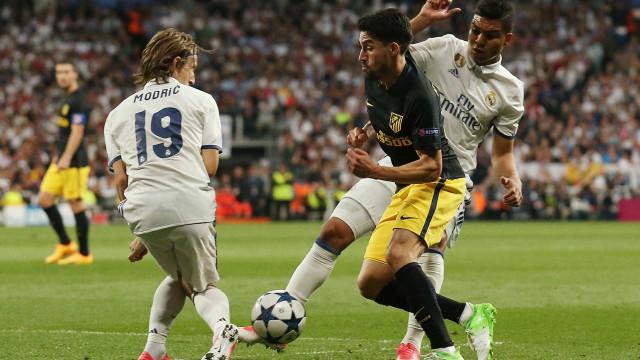 Gaitán tem sete propostas para sair do Atlético. Oferta leonina incluída