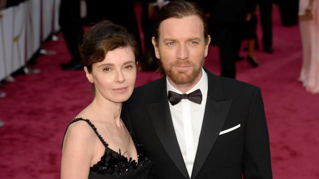 Mulher de Ewan McGregor quebra silêncio e fala do divórcio
