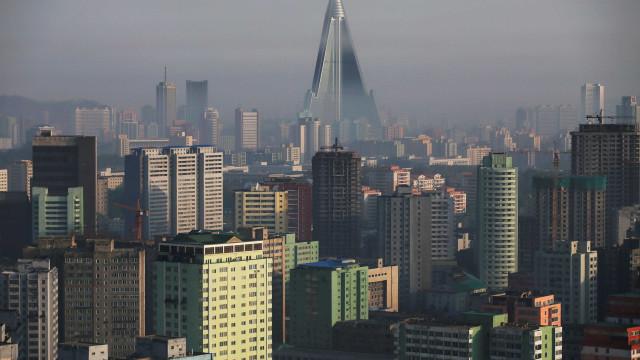 Uma visita guiada à (peculiar) arquitetura da Coreia da Norte