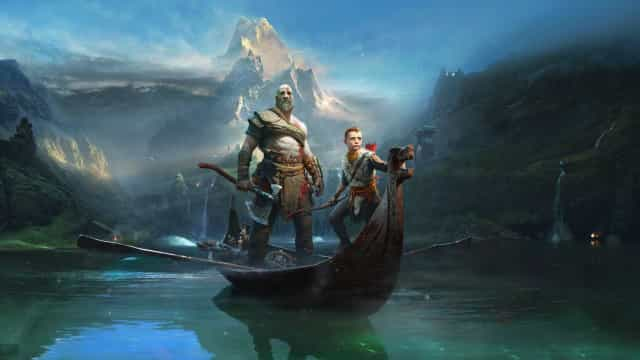 Novo 'God of War' está mais próximo do que pensa