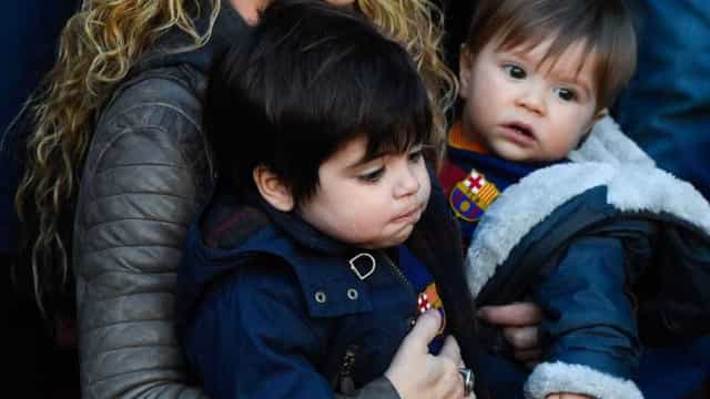 A (grande) festa de aniversário do filho mais velho de Shakira