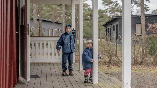 O misterioso caso das crianças refugiadas que ficam em 'coma' na Suécia