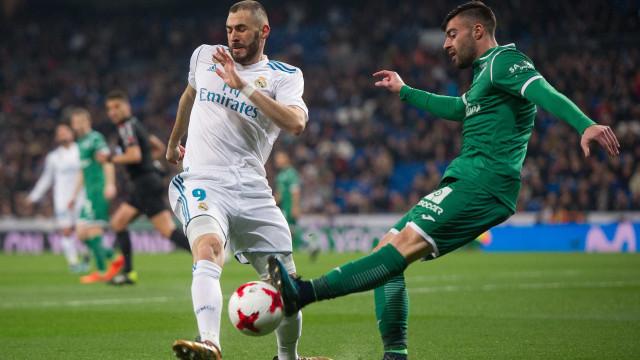 Real Madrid faz de um objetivo 'blanco' mais uma... noite negra