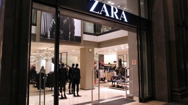 E a marca espanhola mais valiosa de 2017 foi... a Zara