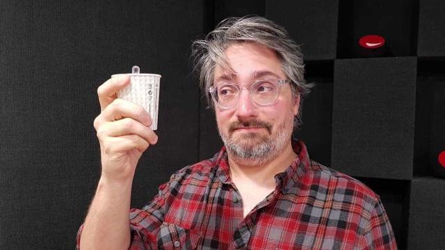 Resultado do 'leilão' de Markl: Internautas dão 100 euros pelo seu copo