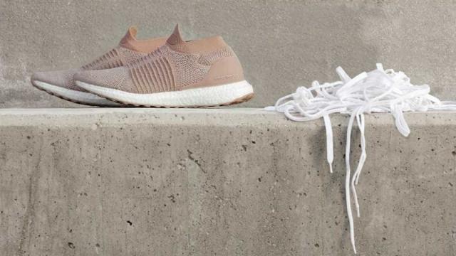 Adeus atacadores soltos. Adidas lança sapatilhas de corrida minimalista