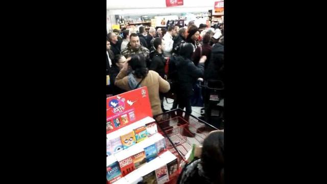 Caos em supermercado de França porque Nutella estava a 1,40 euros