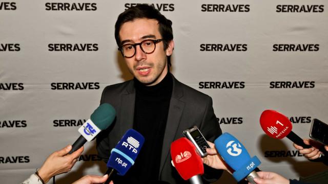 Bloco quer ouvir diretor demissionário de Serralves no Parlamento
