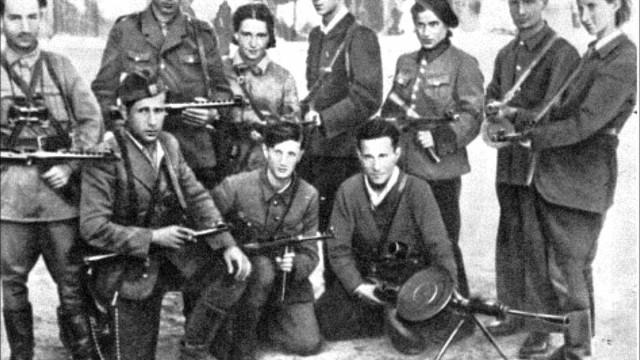 Nakam: Um grupo de 'Sacanas sem Lei' que quis matar 6 milhões de alemães