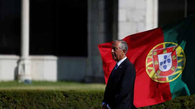 Presidente da República recebe partidos a 30 e 31 de julho