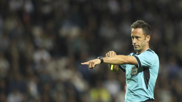 Artur Soares Dias é o árbitro nomeado para o clássico desta noite