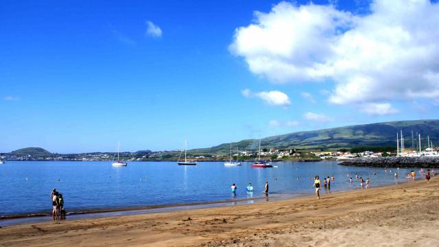 Estudo aponta viabilidade económica de plataforma na Praia da Vitória