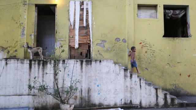 A dura realidade diária das favelas do Rio de Janeiro