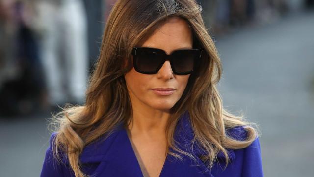 Melania troca Casa Branca por hotel após rumores de traição de Trump