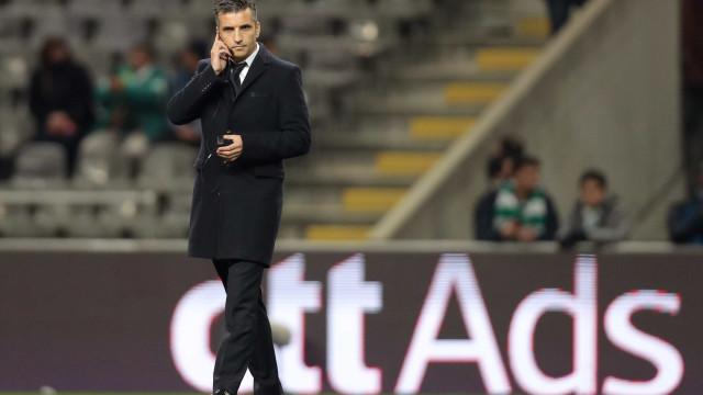 Rui Costa nomeado para apitar o Benfica-Feirense