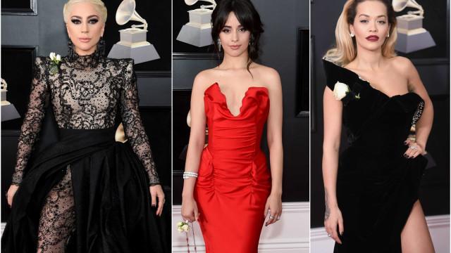 Passadeira Vermelha: Eis os looks dos Grammys