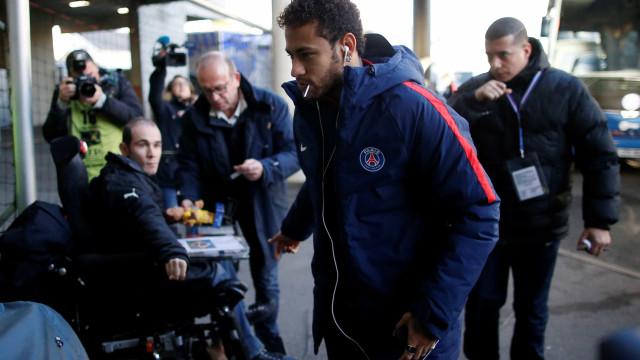 Neymar 'desesperado' por deixar o Paris Saint-Germain, afirma o site Goal
