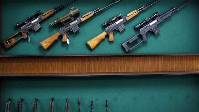 Austrália prevê ser o décimo exportador de armas no mundo