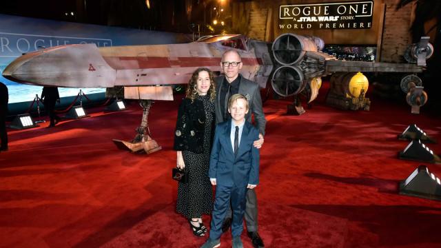 Produtora de 'Rogue One' leu um último argumento no dia em que morreu