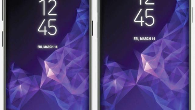 Fuga de informação revela imagens do Galaxy S9