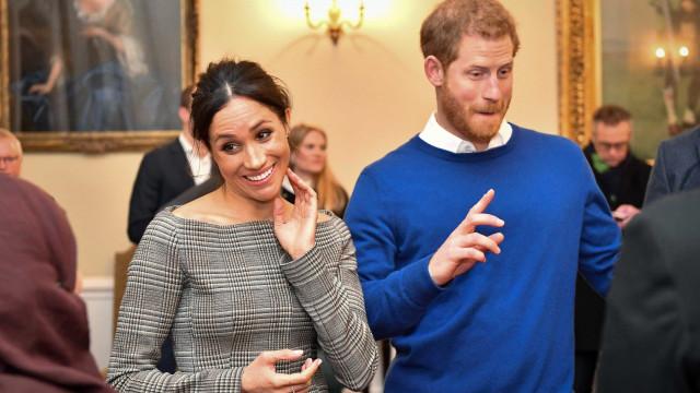 Harry e Meghan podem passar o Dia dos Namorados na Escócia a 'trabalhar'