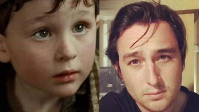 Este ator de 'Titanic' está com 25 anos (e continua a receber pelo filme)
