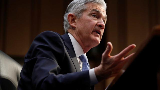 """Powell reitera que subida gradual das taxas de juro é o """"melhor caminho"""""""
