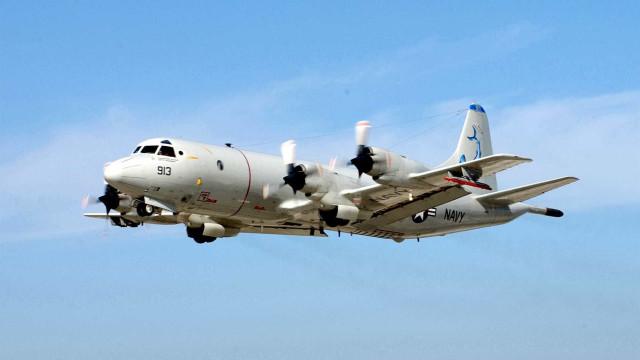 Caça russo interceta avião militar dos EUA no Mar Negro