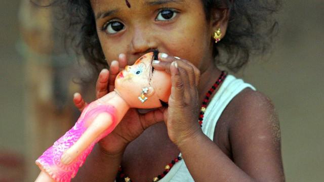 Índia: Mais de 21 milhões de meninas não são desejadas pelos pais